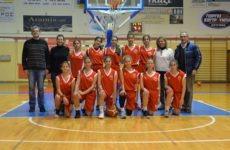 Νίκη για τις κορασίδες του Ολυμπιακού Βόλου με την ΑΕΒ Διμηνίου στο μπάσκετ