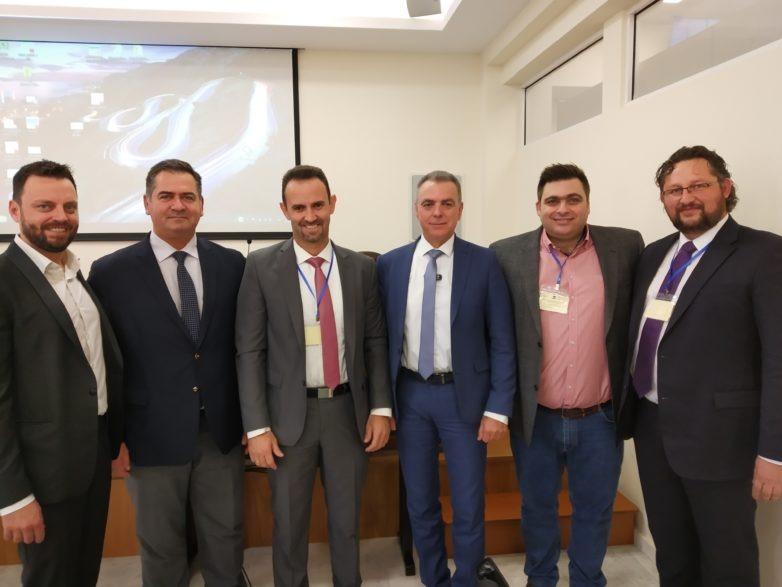 Πρώτη συνεδρίαση του Συμβουλίου Νησιωτικής Πολιτικής με τη συμμετοχή του Αθανάσιου Ζλατούδη
