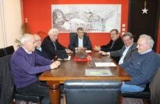 Συνάντηση περιφερειάρχη Θεσσαλίας με Επιτροπή Πρωτοβουλίας για τον Αχελώο