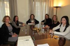 Συνάντηση υφυπουργού με τη Γραμματεία Γυναικών της Πανελλήνιας Ομοσπονδίας Αστυνομικών Υπαλλήλων