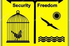 Ασφάλεια VS Ελευθερία