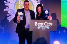 Δύο βραβεία για το Βόλο στα Best City Awards 2018