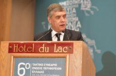 Κ. Αγοραστός:  «Οι Περιφέρειες στην πρώτη γραμμή της προσπάθειας για να πάμε την Ελλάδα ψηλότερα»