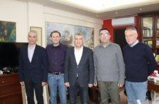 Την υποψηφιότητα του Κ. Αγοραστού για την Περιφέρεια Θεσσαλίας στηρίζει το Ποτάμι
