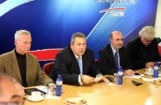 ΑΝΕΛ: Καταψηφίζουμε τις Πρέσπες και αποσύρουμε τους υπουργούς από την κυβέρνηση
