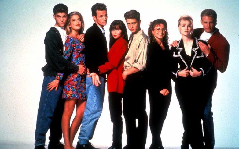 """Ξαναγυρίζεται το """"Beverly Hills 90210"""" με τους ίδιους πρωταγωνιστές"""
