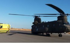 Κοινωνική Προσφορά Στρατού Ξηράς στον Τομέα των Αεροδιακομιδών