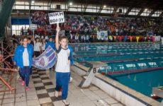 Με πανελλήνια ρεκόρ – μετάλλια κι επιτυχίες  το τμήμα κολύμβησης της Νίκης Βόλου