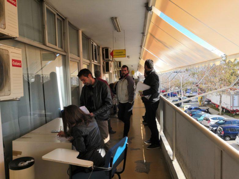 Τουλάχιστον 5.300 πινακίδες κυκλοφορίας κατατέθηκαν στη Μαγνησία