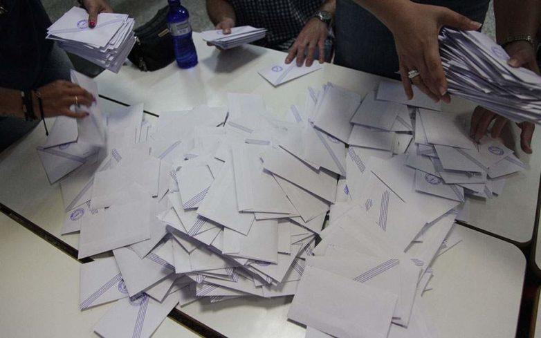 Η σταυροί των υποψηφίων των Κοινοτικών εκλογών στο Δ. Ρήγα Φεραίου