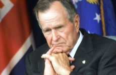 Ηγέτες από όλο τον κόσμο αποχαιρετούν τον Τζορτζ Μπους τον πρεσβύτερο