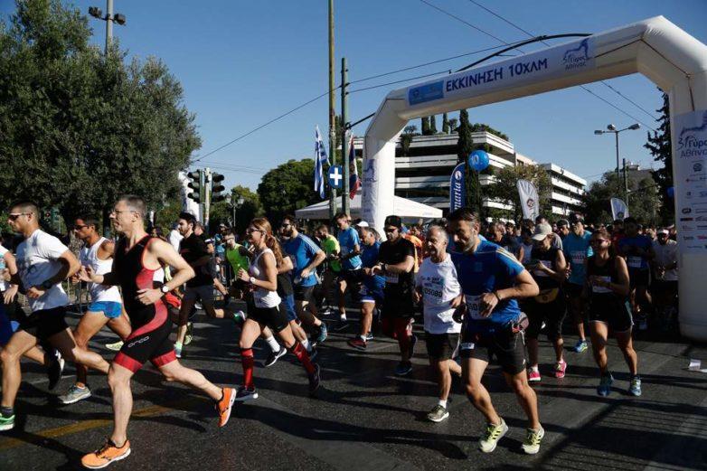 Κυκλοφοριακές ρυθμίσεις στο κέντρο για τον «32ο Γύρο Αθήνας»