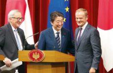 Στην τελική ευθεία η εμπορική συμφωνία ΕΕ-Ιαπωνίας