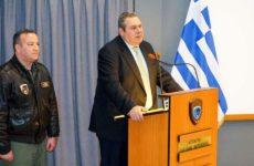 Νέα δήλωση Καμμένου: Αν η συμφωνία φτάσει στη Βουλή δεν θα συνεχίσω να είμαι υπουργός