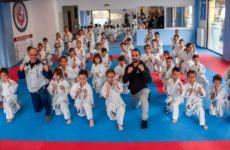 Εξετάσεις προαγωγής βαθμών ΚYU στον Σύλλογο Παραδοσιακού Καράτε Αγριάς «Ο Μαχητής»