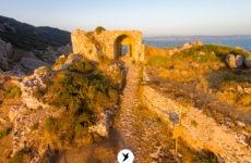 Στα «σκαριά» η αναστήλωση του Κάστρου της Σκιάθου