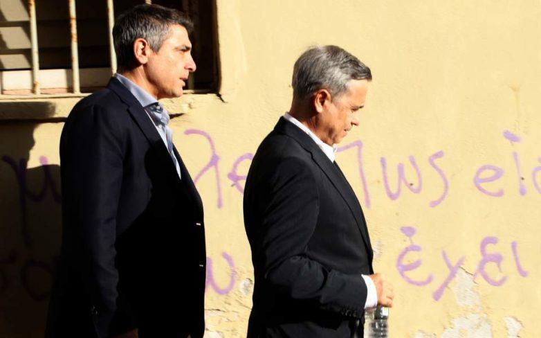 Η συγκλονιστική κατάθεση Λεμπιδάκη για τους έξι μήνες της απαγωγής του