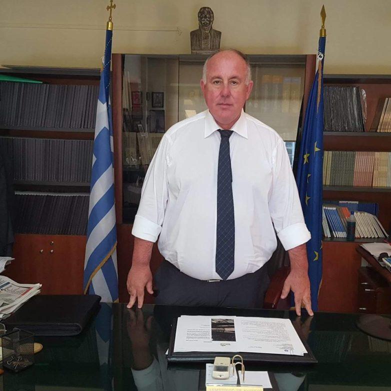 Δημ. Νασίκας: Επιλύουμε το θέμα της εφεδρικής γεώτρησης στη Χλόη