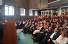 Ηχηρό μήνυμα  Αυγενάκη κατά της δημοτικής αρχής Βόλου