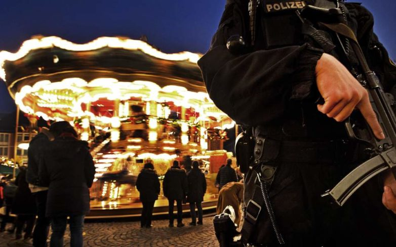 Γερμανία: Συνελήφθη ύποπτος σε αεροδρόμιο της χώρας