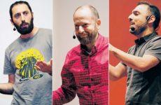 «Τρελοί» επιστήμονες παραδίδουν μαθήματα με stand up comedy
