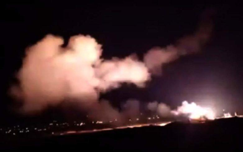 Ρωσικό υπ. Άμυνας: Απειλή για δύο εμπορικές πτήσεις οι ισραηλινές πυραυλικές επιθέσεις κατά της Συρίας