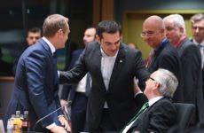 Προϋπολογισμό και ΚΑΠ υπέρ των πολιτών ζήτησε ο Αλ. Τσίπρας στο Ευρωπαϊκό Συμβούλιο