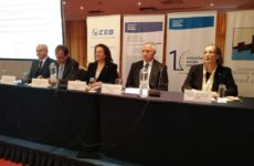 H περιφερειακή ανάπτυξη και ο ψηφιακός μετασχηματισμός της παραγωγής στο επίκεντρο της επίσκεψης ΣΕΒ στο Βόλο