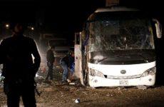 Έρευνες για τη βομβιστική επίθεση σε τουριστικό λεωφορείο στην Αίγυπτο