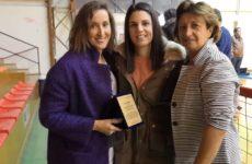 Βραβεύτηκαν δύο αθλήτριες της Νίκης Βόλου