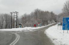 Κύμα κακοκαιρίας με χιονοπτώσεις και θυελλώδεις ανέμους