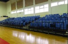 """Αυτοψία στους χώρους του κλειστού Γυμναστηρίου """"Βάκης Παρασκευόπουλος"""""""