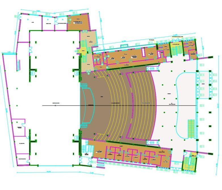 Δημοπρατούνται τα έργα ανακαίνισης- επισκευής του Δημοτικού Θεάτρου Βόλου, κατασκευής δύο πλατειών σε Αγριά και Ν. Αγχίαλο
