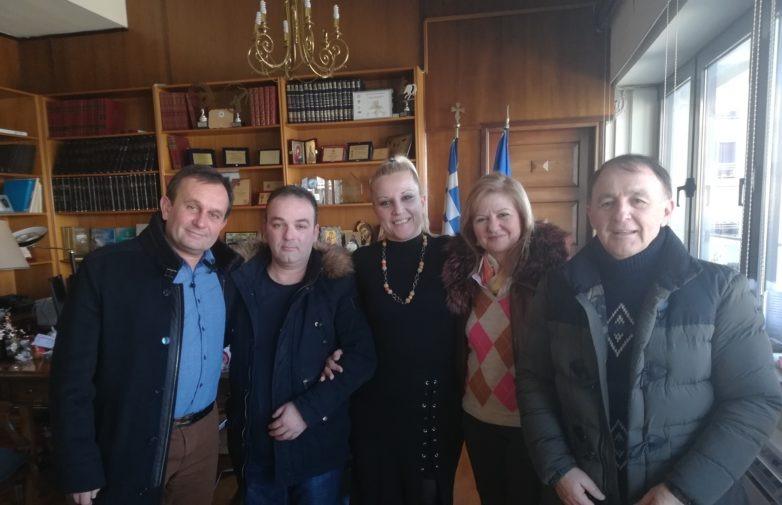 Στήριξη της Περιφέρειας Θεσσαλίας στο καρναβάλι Ευξεινούπολης