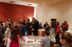 Γιορτή για τα παιδιά των ιερέων και ψαλτών στην Μητρόπολη Δημητριάδος