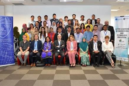 Ερευνητικό Έργο ALIEN για την Εισαγωγή της Ενεργούς Μάθησης στην Τριτοβάθμια Εκπαίδευση σε Ευρώπη και Ασία
