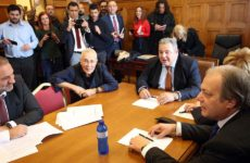 Δεν πέρασε η πρόταση Καμμένου για αποχώρηση των υπουργών του από την κυβέρνηση