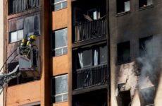 Τρεις νεκροί και 16 τραυματίες από πυρκαγιά σε πολυκατοικία στην Καταλωνία