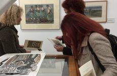 Παρατείνεται έως τις 6 Φεβρουαρίου η έκθεση έργων του Α.Τάσσου στο Βόλο στο Χώρο Τέχνης «δ.»