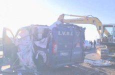 Ιταλία: Με μπουλντόζες άνοιξαν τεθωρακισμένο βανάκι που μετέφερε συντάξεις