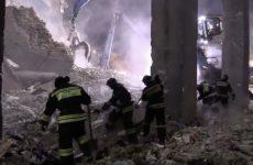 Ρωσία: Στους 39 οι νεκροί από την κατάρρευση της πολυκατοικίας στο Μαγκνιτογκόρσκ