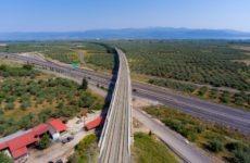 Παραδόθηκε σήμερα σε χρήση και το τελευταίο τμήμα της Νέας Σιδηροδρομικής Γραμμής Τιθορέα – Δομοκός