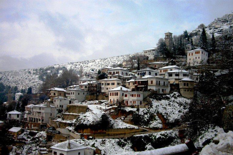 Σημαντική πτώση της θερμοκρασίας θα φέρει ψυχρό μέτωπο από τα Βαλκάνια