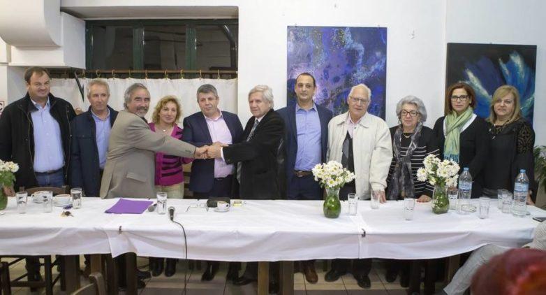Η παράταξη πλειοψηφίας του Δήμου Ν. Πηλίου παρουσιάζει στο Νεοχώρι διακήρυξη και υποψηφίους