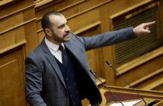 Παρέμβαση βουλευτή Μαγνησίας Π. Ηλιόπουλου για τις Ένοπλες Δυνάμεις
