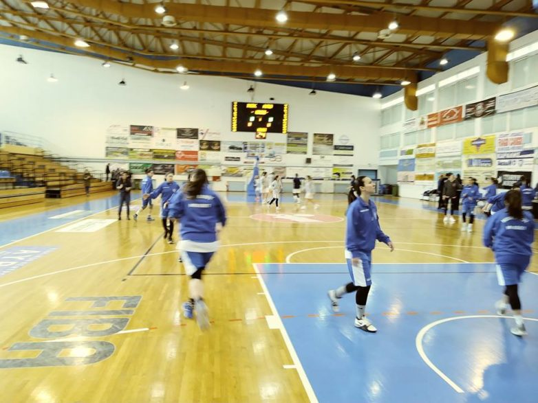 Μπαράζ ανόδου για το γυναικείο μπάσκετ της Νίκης Βόλου