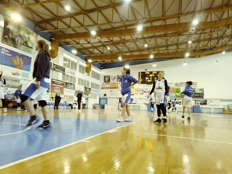 Δεν συμμετέχει στο πρωτάθλημα της Α2 Εθνικής κατηγορίας η γυναικεία ομάδα μπάσκετ της Νίκης