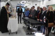 Στα εγκαίνια της ψηφιακής χειρουργικής αίθουσας του Νοσοκομείου Βόλου ο περιφερειάρχης Θεσσαλίας