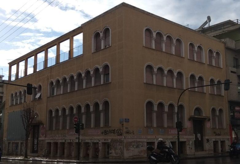 Ανακατασκευάζεται από την Περιφέρεια το κτίριο του παλιού Οικοτροφείου