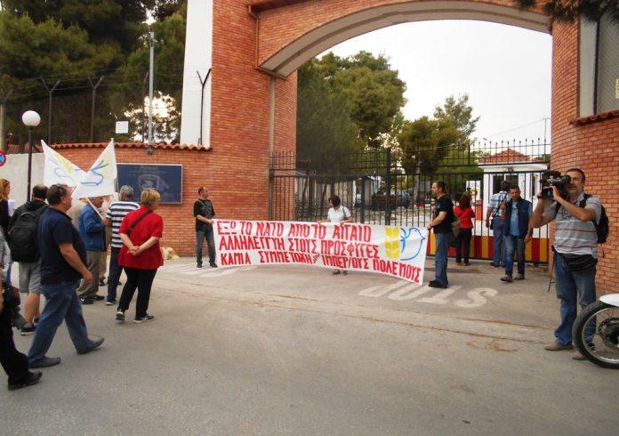 Απ. Ριζόπουλος: Κοντά στην πόλη να μεταφερθεί η 32η ΤΞΠΝ